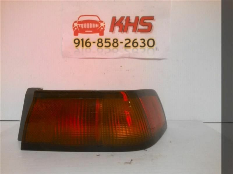 Primary image for Passenger Tail Light Quarter Panel Mounted Fits 97-99 CAMRY 299591