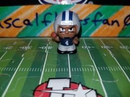 2017 NFL SERIES 6 TEENYMATES DAK PRESCOTT FIGURE RARE QB FIGURE DALLAS C... - $5.75