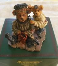 Boyds Bears Frankie & Igor...Minor Adjustments- Bearstone #81007 - $34.64