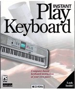 Instant Play Keyboard - $9.79