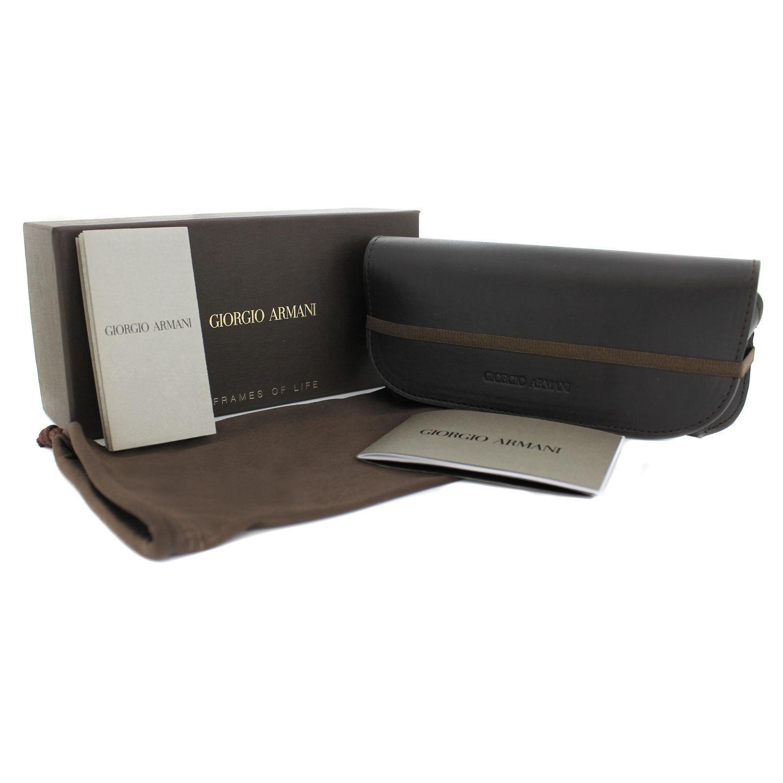Giorgio Armani AR8040 5042/8G Sonnenbrille Black Sunglasses 54 18 140