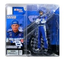 Action McFarlane NASCAR Figure Dale Earnhardt Jr Series #2 #8 Oreo Ltd E... - $12.96