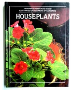 HOUSEPLANTS • The American Horticultural Society • Illustrated • 1980 - $3.95