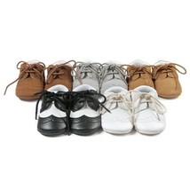 Handmade Lace Up Baby First Walkers Baby Moccasin Shoes PU Leather Boots... - $236,01 MXN