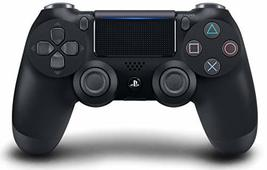 DualShock 4 Wireless Controller for PlayStation 4 - Jet Black [video game] - $49.49