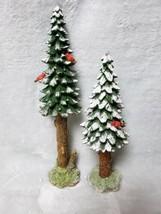 Department 56  Lemax Christmas Village Accesories Towering Pines Cardina... - $19.75