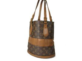 Auth Louis Vuitton Vintage Bucket Monogram Tote Bag, Shoulder Bag LS11149L - $219.00