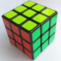 Puzzle Magic Cube Structure 3x3x3 Smooth Seed Cube Toy For Adults & Kids... - $4.59