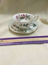 Wedgwood Bone China CHARNWOOD Cup & Saucer EXCELLENT - $18.39