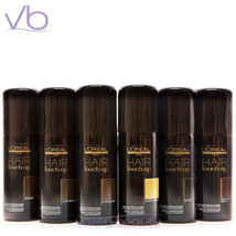 L'OREAL Professional Hair Touch Up Root Concealer, 75ml - Multiple Colors - $17.99