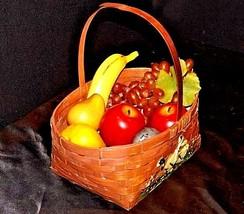 Woven Fruit BasketAA18-1225 image 2