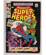 Amazing Spider-Man Marvel Super Heroes #14 From 1968 Jack Kirby 1st / Torch - $14.39