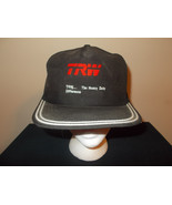 VTG-1980s TRW Automotive safety belts dummies braking steer trucker hat ... - $27.83