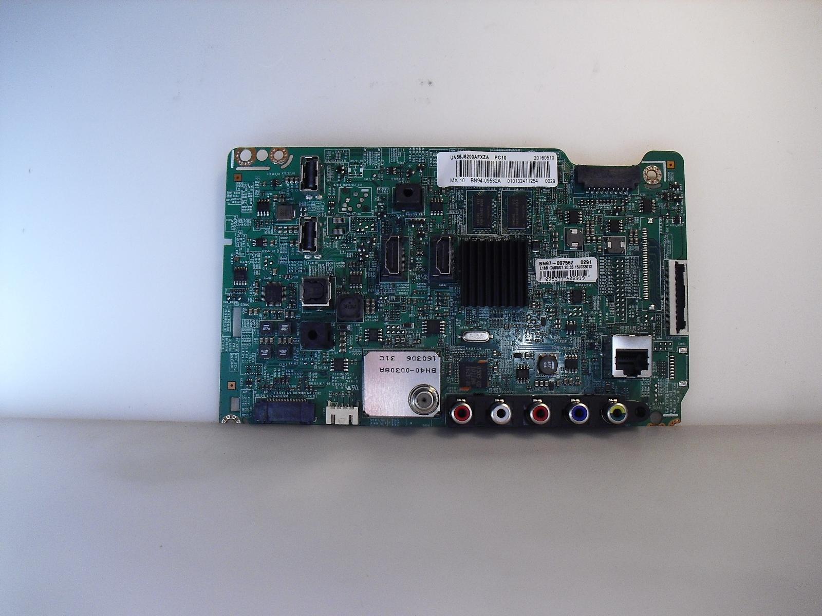 bn41-02245a   main  board   for  samsung  un50j6200af