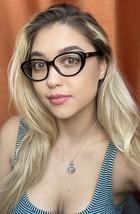 New TORY BURCH TY 7820 7713 Black 52mm Rx Women's Eyeglasses Frame - $99.99