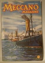 1958 Meccano Magazine and Catalog - $15.00