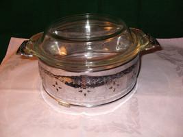 Vintage Fire-King Casserole Dish - $25.00