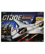 G.I. Joe 30th Anniversary Combat Jet Sky Striker XP-21F with Captain Ace... - $320.76