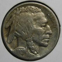 1920S Buffalo Nickel 5¢ Coin Lot # EA 325 - $37.36