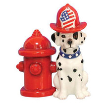 Dalmatian & Fire Hydrant Salt & Pepper Set - €21,99 EUR