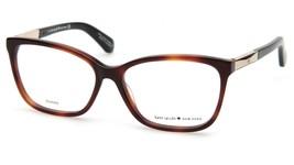 NEW Kate Spade KARIANN 0CRX Havana Eyeglasses Frame 54-15-135mm - $63.69