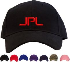 JPL Embroidered Baseball Cap - Available in 7 Colors - Hat - $24.94