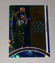 BASKETBALL GAME USED: Garnett, Kevin 2006 TOPPS ELR-KG - $6.99