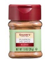 Sauer's Pumpkin Pie Spice, 1-Ounce Jar - $6.88