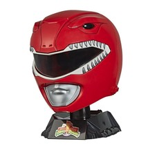Mighty Morphin Power Rangers Lightning Collection Red Ranger Helmet New - $149.50