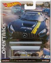 Hot Wheels - '16 Mercedes-AMG GT3: '19 Car Culture - Open Track 3/5 *Rea... - $8.00