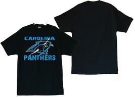 Carolina Panthers Logo Men's Black T-Shirt - $20.78+