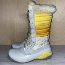 Merrell Winterbelle Waterproof Silver Birch Boots Women's 6 UK 3.5 Euro 36 - $89.09