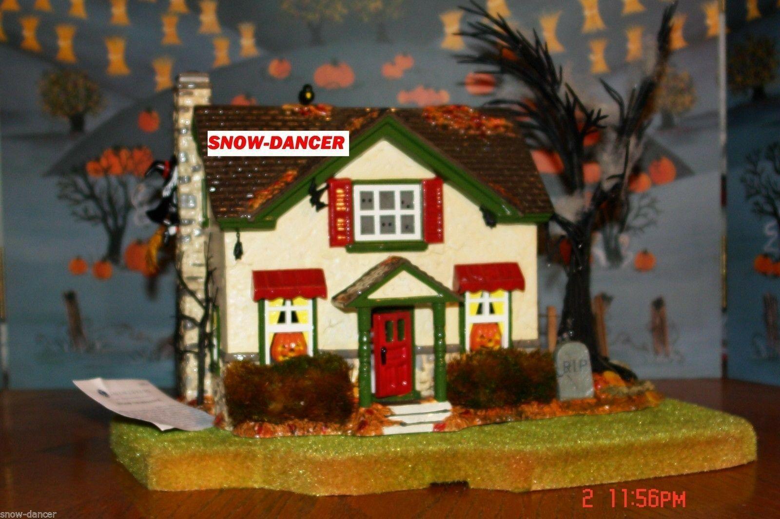 Department 56 Snow Village Halloween Hauntsburg House - $359.99