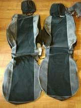 FORD FIESTA (JA8) 3 doors 2008-2012 SEAT COVERS  - $94.05