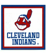 Chief WAHOO Vintage Sticker Cleveland Indians Nickles Bread 4x4 Sticker - $19.79