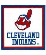 Chief WAHOO Vintage Sticker Cleveland Indians Nickles Bread 4x4 Sticker - $19.79