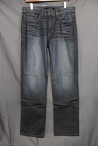 NEW Men's Joe's Jeans The Rebel Relaxed Straight Fit Faded Dark Indigo  ... - $49.94