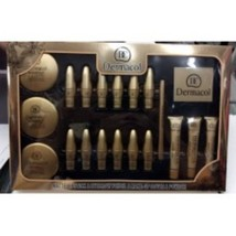 DERMACOL SET 22 IN 1 MATTE LIPSTICK / EYEBROW PENCIL / MAKEUP COVER / PO... - $28.01