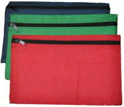 Cumberland Concepts Large  Zipper Bag 3 Colors - $8.25