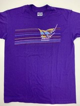 Vintage St Thomas Virgin Islands Purple Single Stitch T-Shirt Size L - $19.79