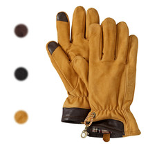 Timberland Men's Heritage Touchscreen Leather Gloves GL241 - $49.99