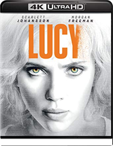 Lucy  [4K Ultra HD + Blu-ray]
