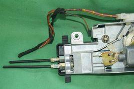 00-06 Bmw E46 323Ci 325Ci 330Ci M3 Convertible Top Storage Tonneau Cover Motor image 6