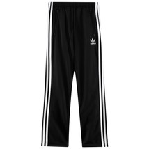 Adidas Superstar Big Kids' Track Pants Black F81482 - $34.95