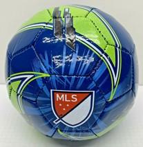 Franklin Size 1 Soccer Ball Blue & Green - $8.01
