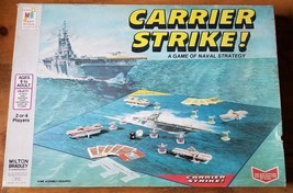 1977 Milton Bradley Carrier Strike A Game Of Naval Strategy Board Game *... - $29.99