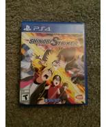 Naruto to Boruto: Shinobi Striker (Sony PlayStation 4, 2018) - $24.75