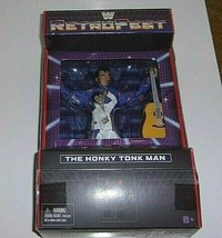 Mattel WWE Retro Fest New Factory Sealed The Honky Tonk Man Figure - $22.46