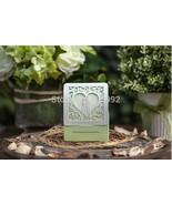 POPIGIST® Green Wedding Candy Box Laser Cut Hollow Chocolate Box Gift - $33.19