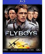 Flyboys (Blu-ray Disc, 2009) - $8.00